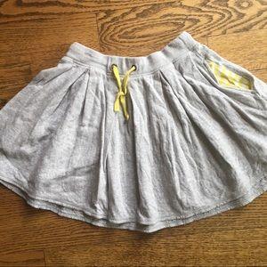 Mini Boden Gray Skirt